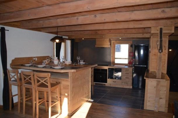 Location vacances Saint-Martin-de-Belleville -  Appartement - 6 personnes - Télévision - Photo N° 1