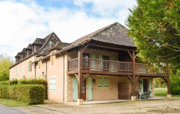 Location vacances Limeuil -  Maison - 4 personnes - Terrasse - Photo N° 1