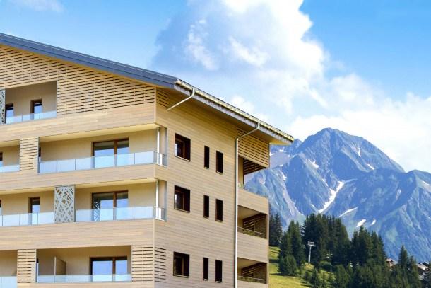 Location vacances Hauteluce -  Appartement - 10 personnes - Four - Photo N° 1