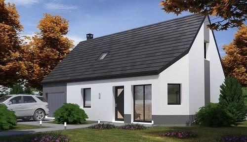 Maison  5 pièces + Terrain Saveuse par HABITAT CONCEPT - AGENCE DE