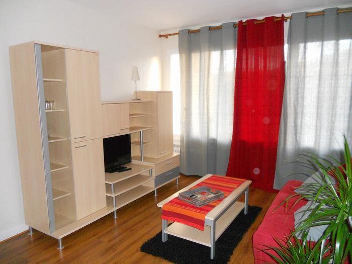 Appartement dans immeuble pour 2 personne(s)