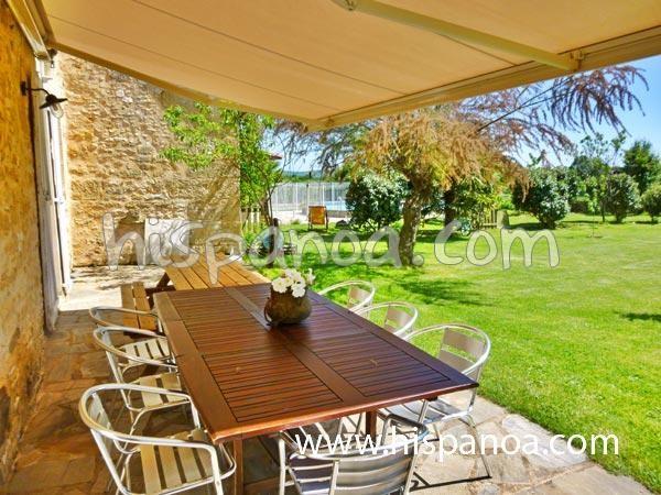 Maison pour 10 pers. avec piscine, Saint-Jory-las-Bloux