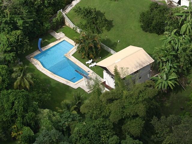 La Villa  JAD'OR   Vue aérienne