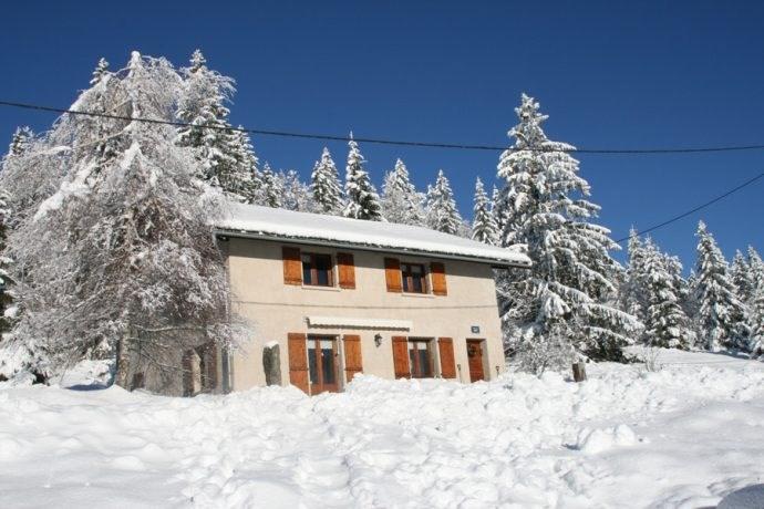Location vacances Morbier -  Appartement - 4 personnes - Lecteur DVD - Photo N° 1