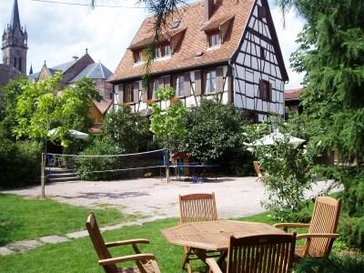 Location vacances Dambach-la-Ville -  Gite - 20 personnes - Barbecue - Photo N° 1
