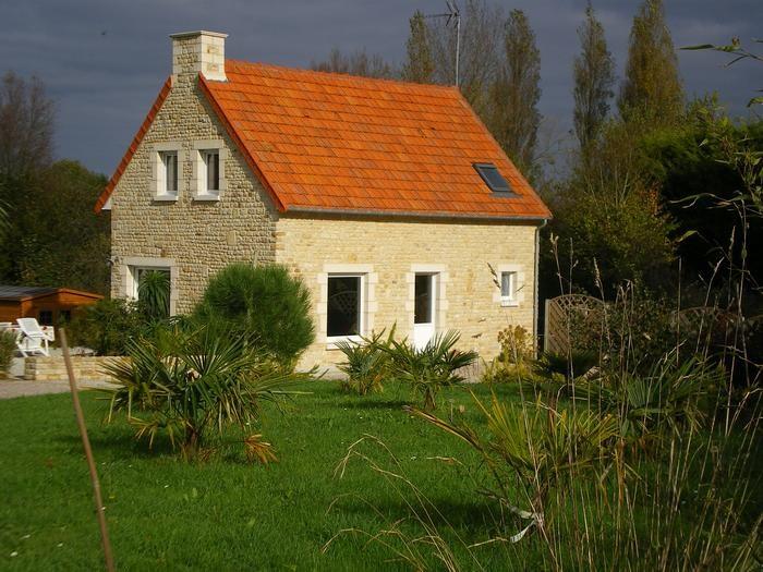 Ferienwohnungen Sainte-Mère-Eglise - Haus - 5 Personen - Grill - Foto Nr. 1