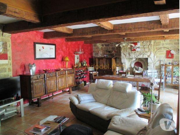 Viager Maison 6 pièces 200m² Inzinzac Lochrist