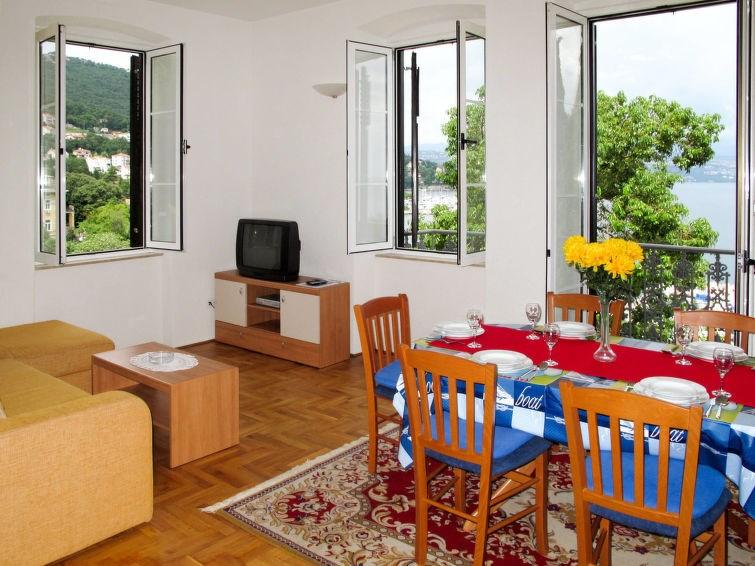 Appartement pour 4 personnes à Lovran