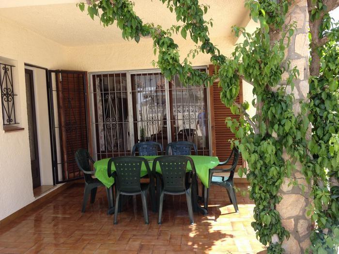 Location vacances l'Escala -  Maison - 8 personnes - Barbecue - Photo N° 1