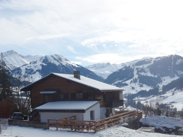 Location vacances Saanen -  Appartement - 6 personnes -  - Photo N° 1