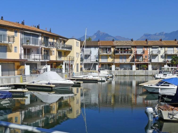 Location vacances Port-Valais -  Appartement - 4 personnes -  - Photo N° 1