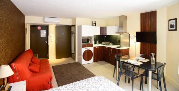 Location vacances Lyon -  Appartement - 4 personnes - Télévision - Photo N° 1