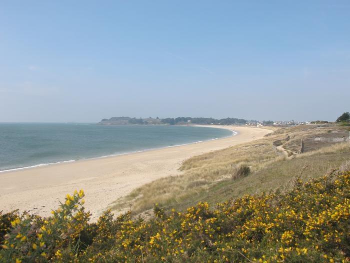 La plage prés de la maison