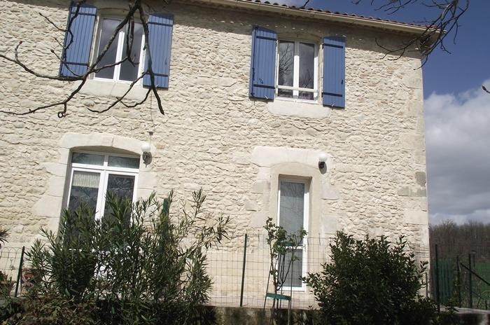 Location vacances Monflanquin -  Appartement - 5 personnes - Barbecue - Photo N° 1