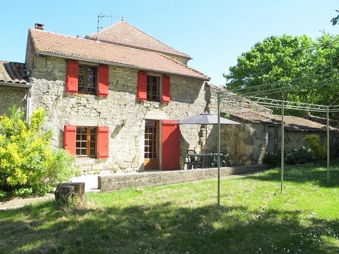 Ferienwohnungen Clermont-Dessous - Haus - 4 Personen - Grill - Foto Nr. 1