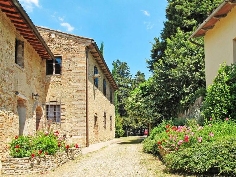 Location vacances Montespertoli -  Appartement - 2 personnes -  - Photo N° 1