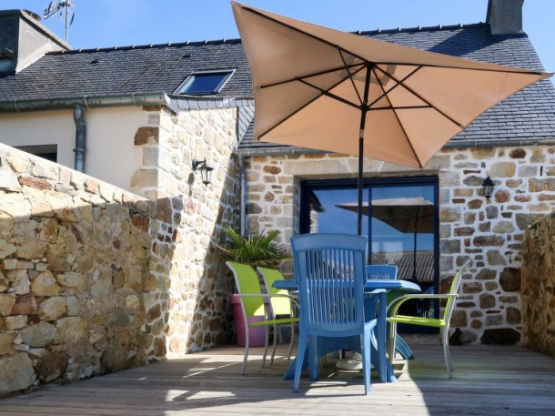 Location vacances Crozon -  Maison - 4 personnes - Barbecue - Photo N° 1