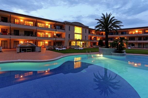 Vakantiepark Aparthotel Golf Beach 5