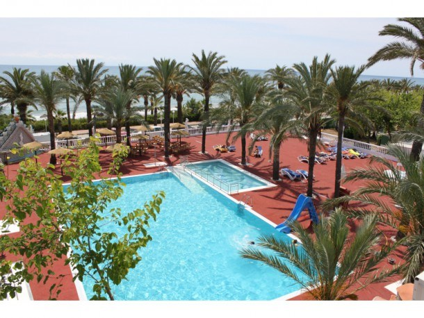 Camping Playa Tropicana  3* - Mobil-home 6 personnes - 3 chambres (entre 0 et 5 ans)