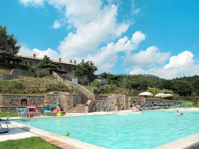 Appartement pour 3 personnes à Lago di Bolsena