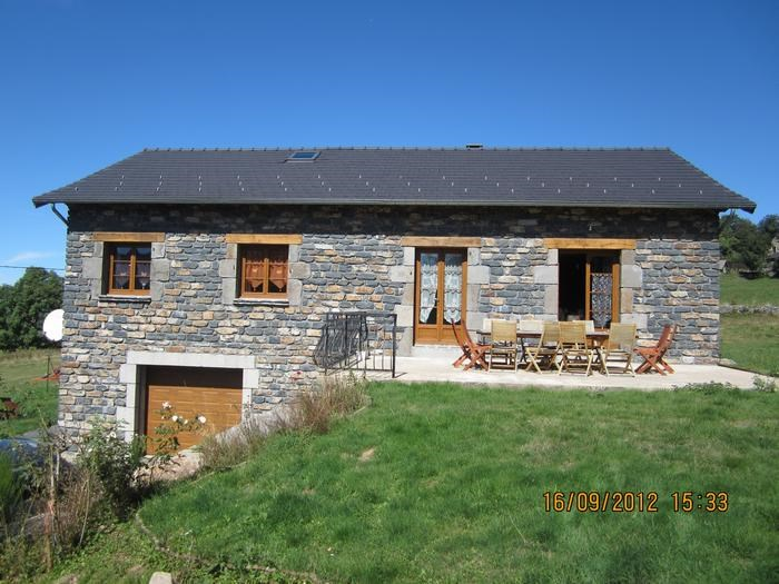 Holiday rentals Araules - House - 8 persons - BBQ - Photo N° 1