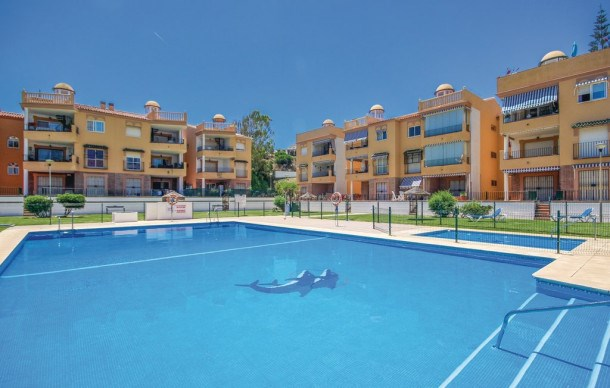 Location vacances Mijas -  Appartement - 4 personnes - Barbecue - Photo N° 1