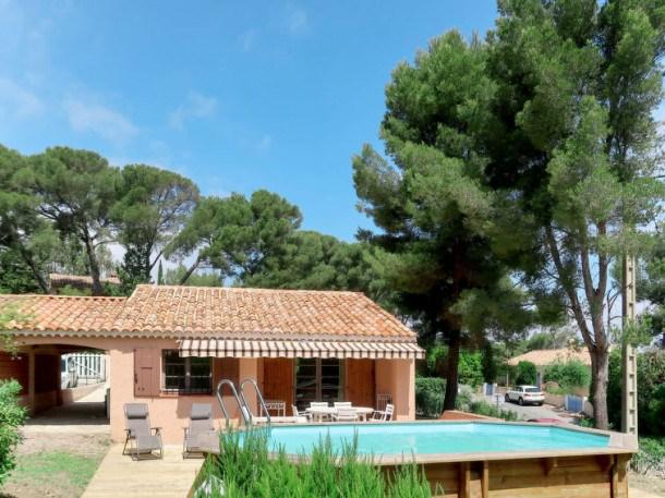 Location vacances Roquebrune-sur-Argens -  Maison - 6 personnes - Télévision - Photo N° 1