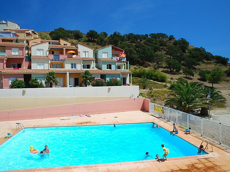 Location vacances Banyuls-sur-Mer -  Appartement - 4 personnes -  - Photo N° 1