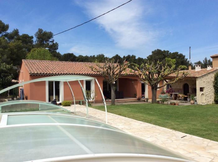 Villa pour 8 pers. avec piscine privée, Roquefort-la-Bédoule