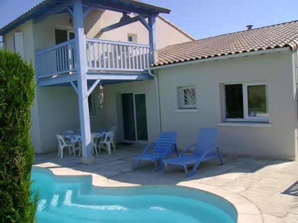 Location vacances Meschers-sur-Gironde -  Maison - 7 personnes - Terrasse - Photo N° 1