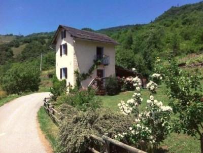 Location vacances Brides-les-Bains -  Gite - 2 personnes - Barbecue - Photo N° 1