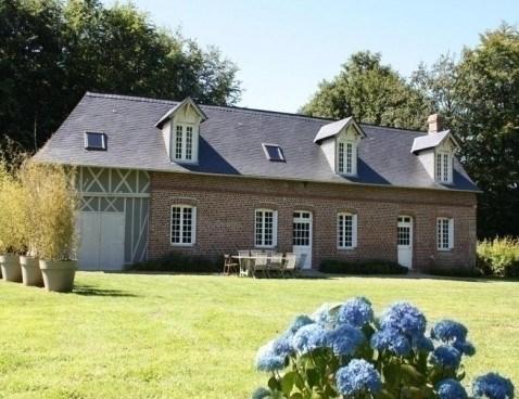 Location vacances Paluel -  Maison - 8 personnes - Barbecue - Photo N° 1