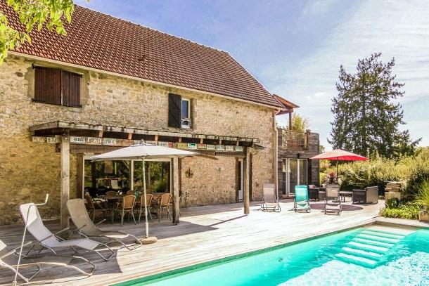 Location vacances La Chapelle-aux-Saints -  Maison - 8 personnes - Barbecue - Photo N° 1