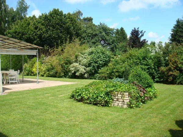 Jardin et terrasse privatif du Gîte