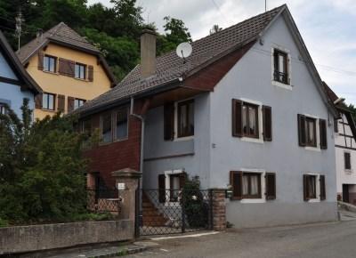 Maison de Village en Montagne - Rimbachzell
