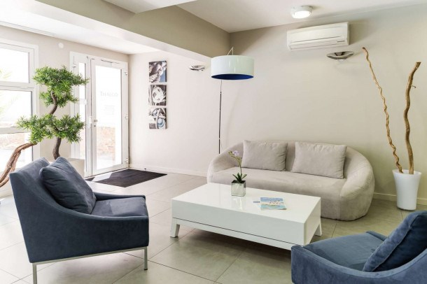 Location vacances Biarritz -  Appartement - 6 personnes - Salon de jardin - Photo N° 1