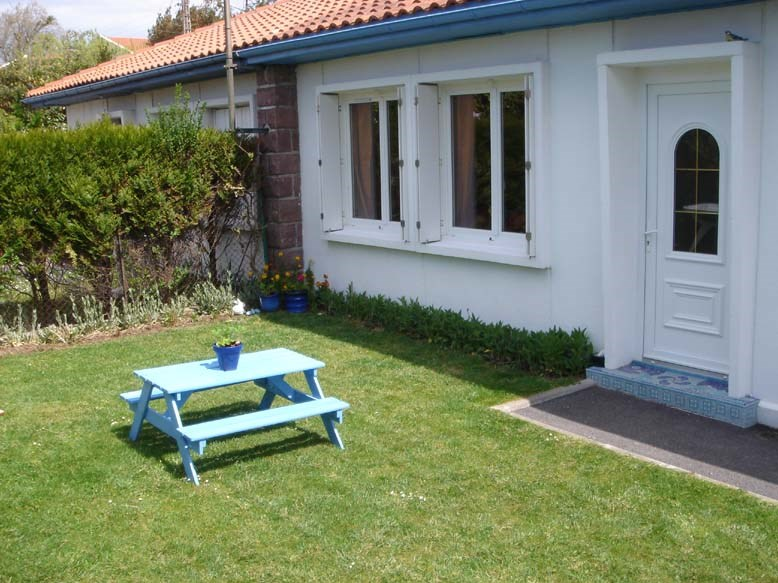 Location vacances Biarritz -  Maison - 4 personnes - Barbecue - Photo N° 1