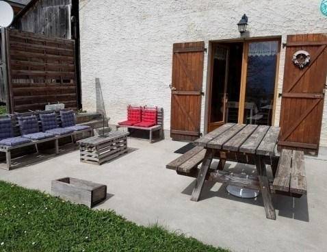Location vacances Chantelouve -  Maison - 4 personnes - Barbecue - Photo N° 1