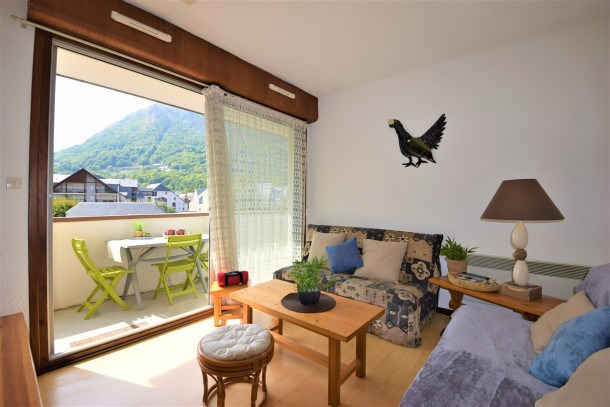LOCATION APPARTEMENT SAINT LARY SOULAN /BELLE VUE /4 PERS