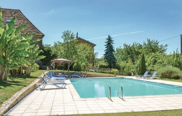 Location vacances Jumilhac-le-Grand -  Maison - 10 personnes - Barbecue - Photo N° 1