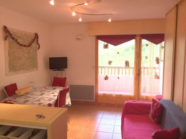 Location vacances Puy-Saint-Vincent -  Appartement - 4 personnes - Télévision - Photo N° 1