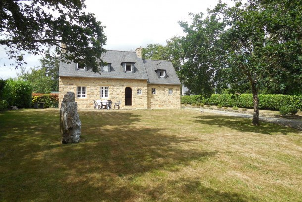 Location vacances Logonna-Daoulas -  Maison - 4 personnes - Barbecue - Photo N° 1