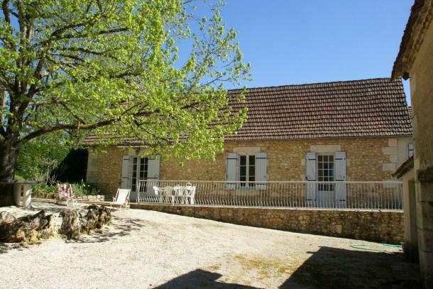 Location vacances Lamonzie-Montastruc -  Maison - 4 personnes - Barbecue - Photo N° 1