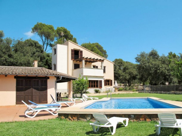 Location vacances Capdepera -  Maison - 6 personnes - Barbecue - Photo N° 1
