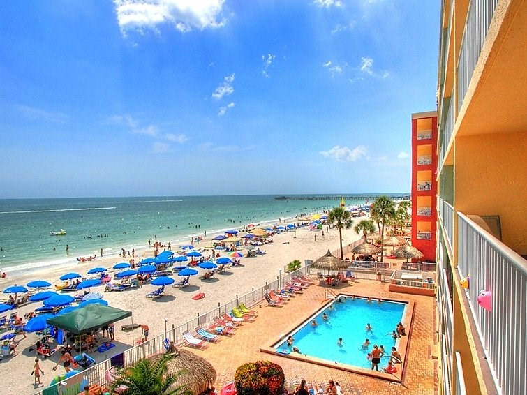 Appartement pour 8 à Clearwater/Redington Beach