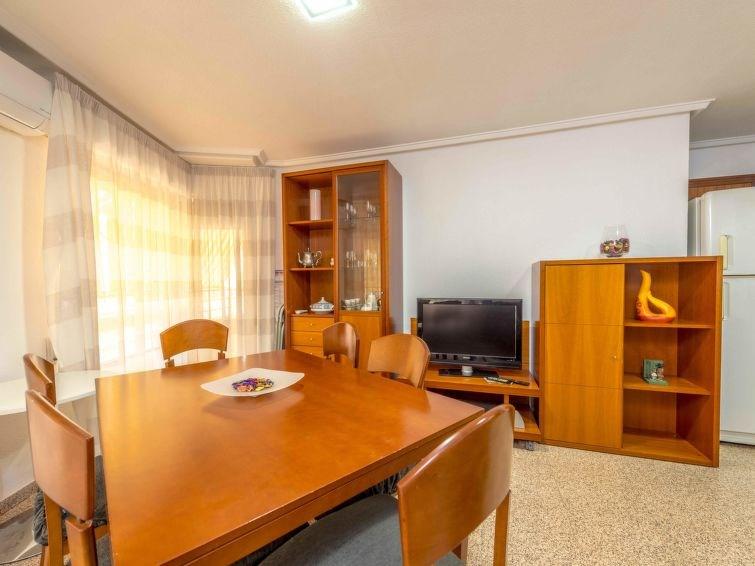 Appartement pour 6 à Santa Pola