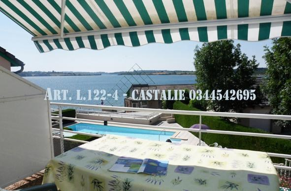 Location vacances Salles-Curan -  Appartement - 6 personnes - Salon de jardin - Photo N° 1