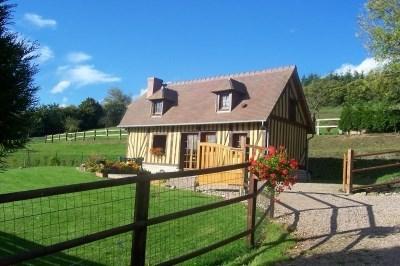 Maison gîte au coeur du Pays d'Auge - La Roque-Baignard