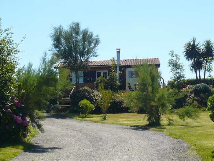 Location vacances Plomodiern -  Maison - 3 personnes - Barbecue - Photo N° 1