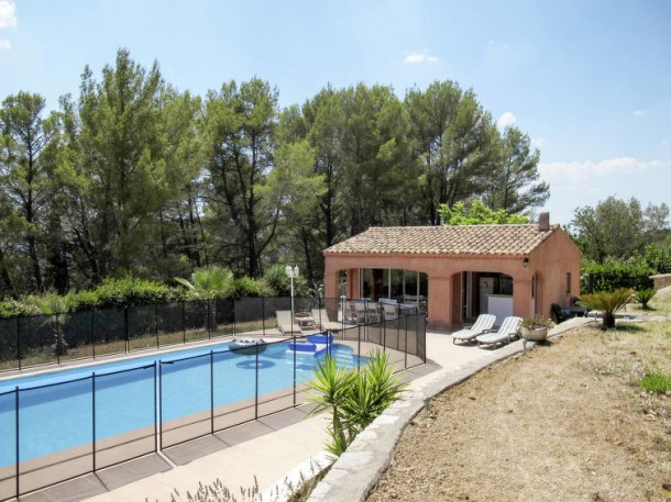 Location vacances Draguignan -  Maison - 3 personnes - Barbecue - Photo N° 1